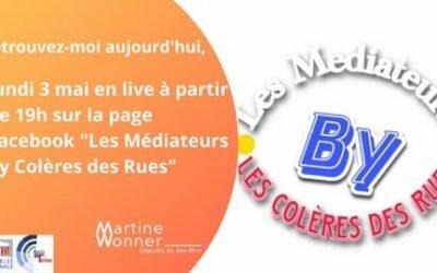 Interview de Martine Wonner avec le collectif de l'intelligence collective